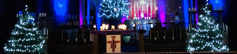 The Parish Church of St Augustine, Even Swindon